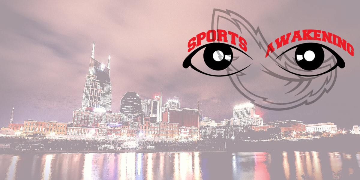 Sports Awakening Website Header