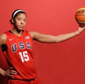 Candace Parker A Glaring Omission From The Women's Olympic Team