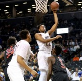Marques Bolden Takes Duke Basketball Over The Top