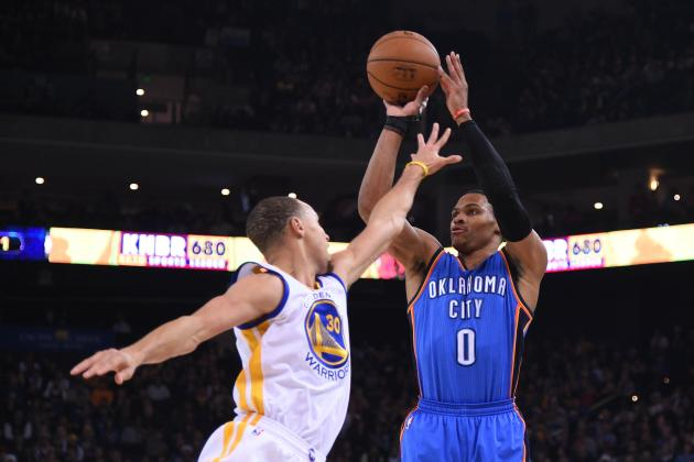 Russell Westbrook vs Steph Curry