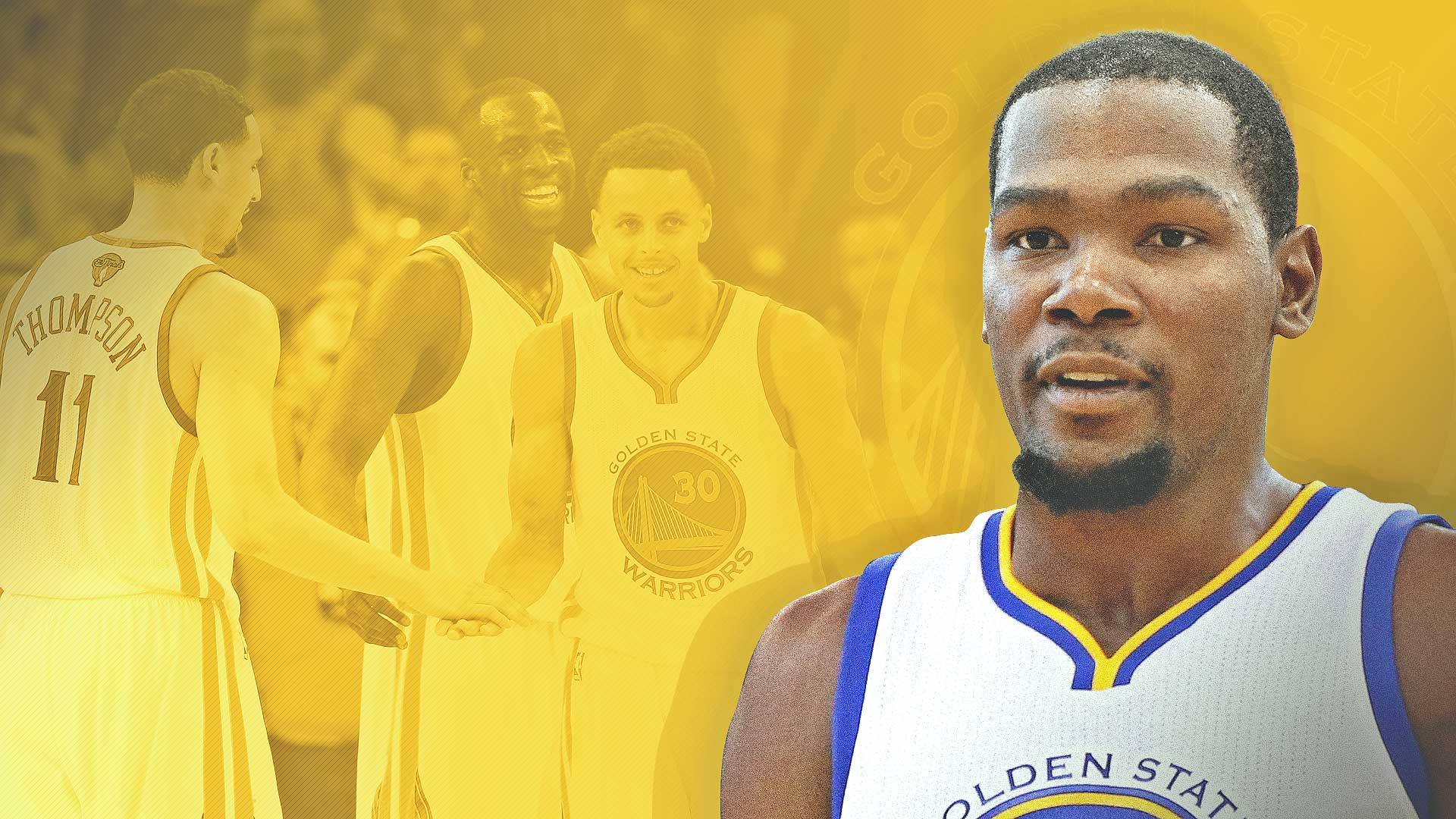 Kevin Durant and The Warriors