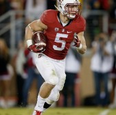 What A Difference A Year Makes For Christian McCaffrey