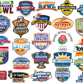 General Thoughts: College Bowl Game Season