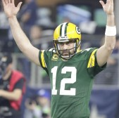 Green Bay Marches On