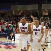 Belmont Holds Off Tennessee State On Senior Night