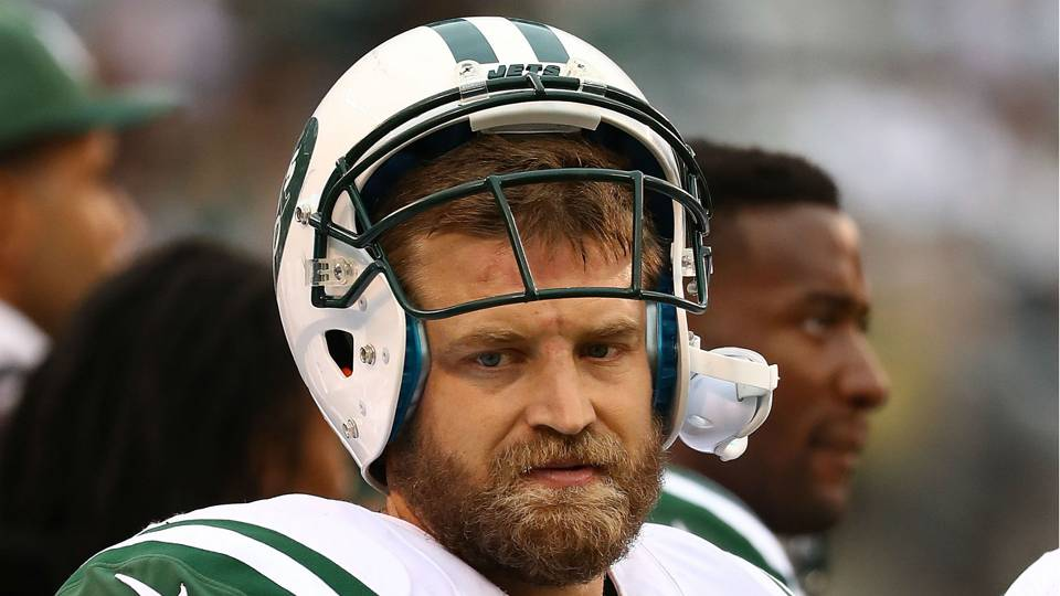 Ryan Fitzpatrick Disgusted