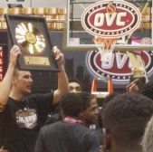 Jacksonville State Wins The OVC Tournament