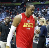 Dwight Howard's On The Move Again
