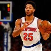 Derrick Rose Heads To Cleveland