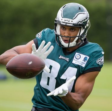 Jordan Matthews To The Bills A Solid Fit