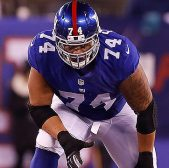 The Giant Issue Of New York's Offensive Line