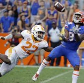 Mistakes Cost The Vols In Gainesville