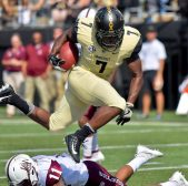 The Vandy Commodores Handle Business