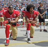 Let's Talk NFL Counterprotesters