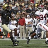 The Crimson Tide Expose Vandy's Offensive Issues