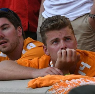 Things Aren't Looking Good On Rocky Top