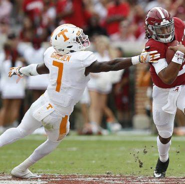 The Vols Lose Big In Alabama