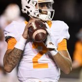 The Vols Lose Big In Alabama