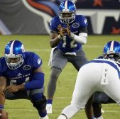 Tennessee State Has A Quarterback Issue