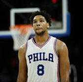 Jahlil Okafor Finally Gets Out Of Philly