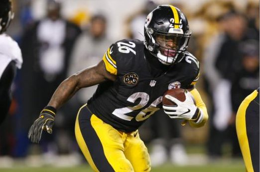 Le'Veon Bell Lays Down The Challenge