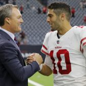 Did The 49ers Overpay For Jimmy Garoppolo?