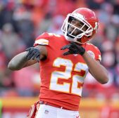 Marcus Peters gets shipped to the Rams