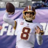 Kirk Cousins lands in Minneapolis