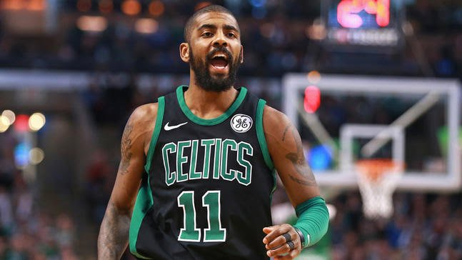 Questions Surrounding Kyrie Irving