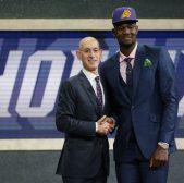 Three Up, Three Down: NBA Draft