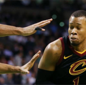 Rodney Hood's chance at redemption with Cleveland