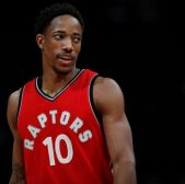 DeMar Derozan's fit in San Antonio