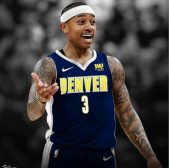 Isaiah Thomas joins the Mile High crew