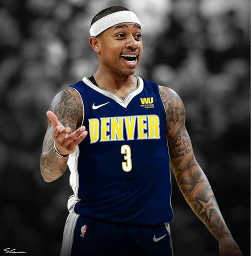 Isaiah Thomas joins the Mile High crew  880d21e09