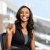 Maria Taylor should be a permanent host of Get Up