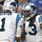 Be careful of things you want Kelvin Benjamin