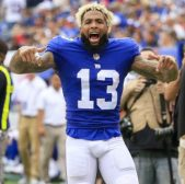 OBJ vs the Giants at the negotiating table