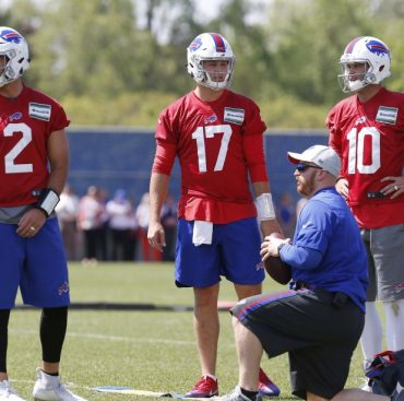 The worst quarterback situation in the NFL