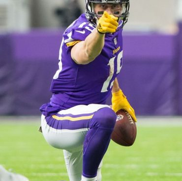The best wide receiver in the NFL right now is……