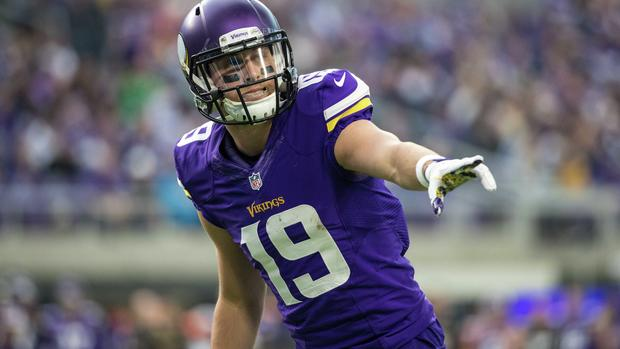 Minnesota WR Adam Thielen Named Week 1 NFLPA Community MVP [Press Release]