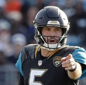 The Jags have a decision to make on Blake Bortles