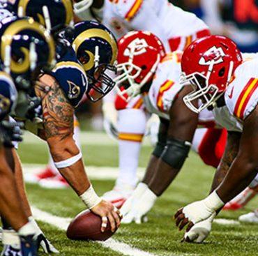 Defense Separates Kansas City and the LA Rams