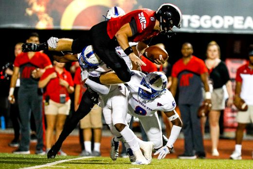TSU Football: Searching for consistency