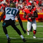 Tyreek Hill vs Jalen Ramsey will not happen Sunday