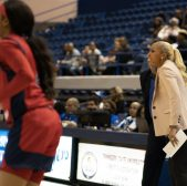 Lady Tigers lose home opener to South Alabama