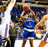 The Lady Tigers moving forward starting with Alabama A&M