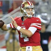 Pump the brakes on annointing Nick Mullens