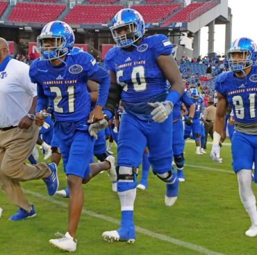 Tennessee State overpowered by Jacksonville State