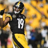 A different level of expectation for JuJu Smith-Schuster