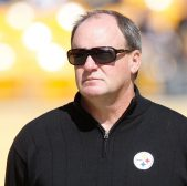Is the problem in Pittsburgh Kevin Colbert?